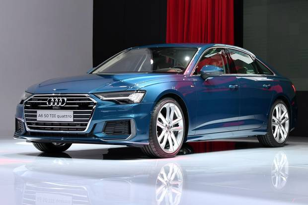 Audi Challenges BMW Mercedes With Allnew A The Globe And Mail - Audi 6
