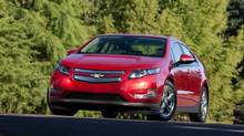 2013 Chevrolet Volt (General Motors)