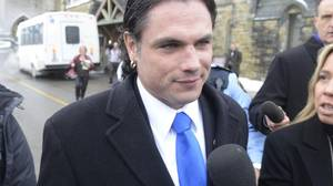 Video: Senator Patrick Brazeau forced to take leave of absence