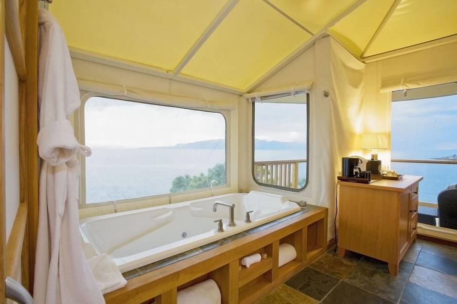 Tenthouse Suites Taking Luxury Camping To A Whole New