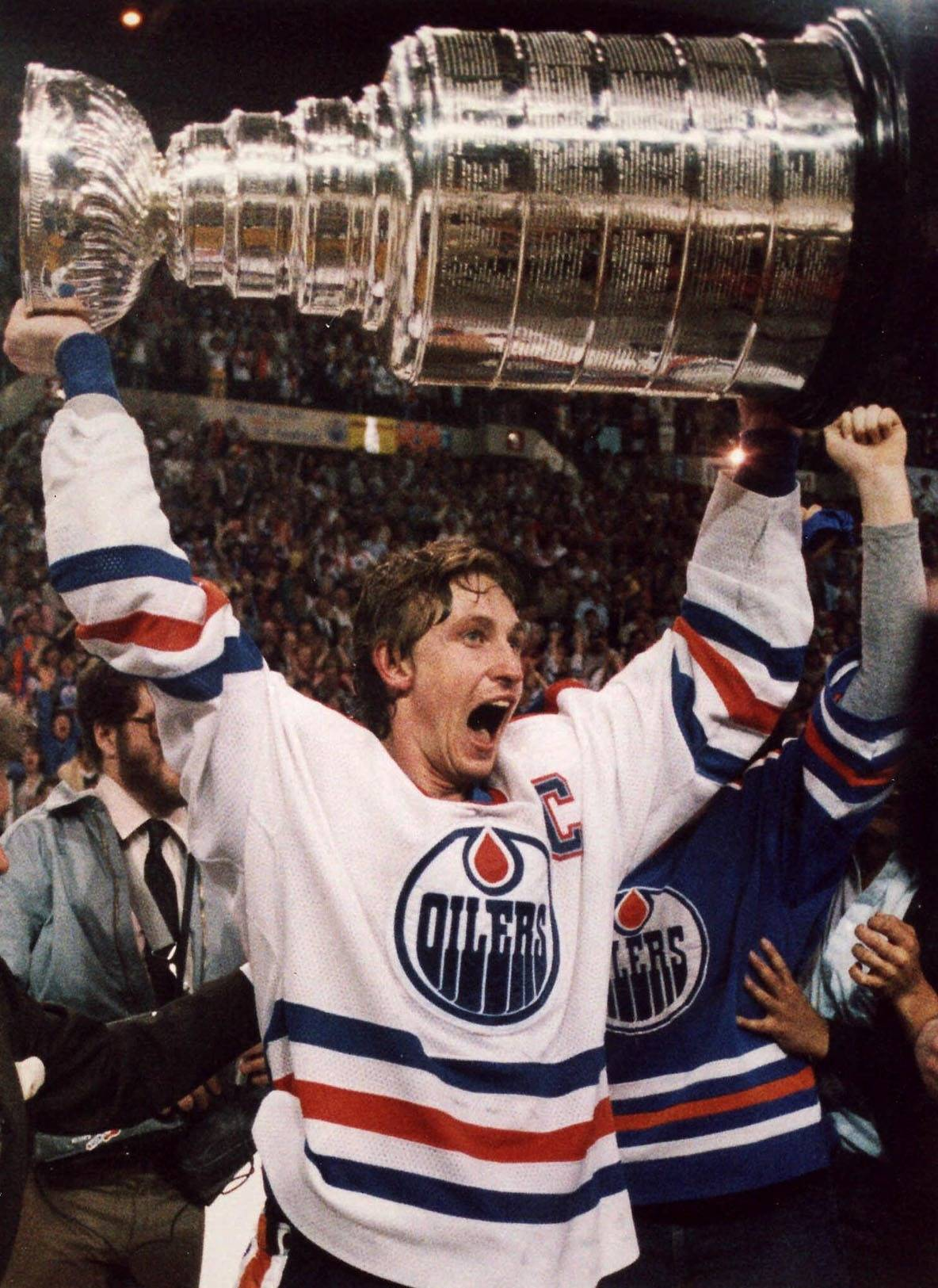aad397f05 Edmonton Oilers hockey great Wayne Gretzky brought the city and its fans  countless memories at Northlands