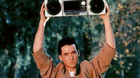 Say Anything (1989) Cameron Crowe's directorial debut is all heart. A boyish John Cusack plays the affable teen slacker Lloyd, who somehow lucks into a relationship with Diane (Ione Skye), the prettiest and smartest girl in his high school. Post-graduation, Diane earns a scholarship to England, but her controlling father (John Mahoney) frets that dating Lloyd will be injurious to her academic career. Lloyd's triumphant romantic comeback, with Peter Gabriel's In Your Eyes as musical backdrop, is every lovelorn adolescent male's fantasy realized.