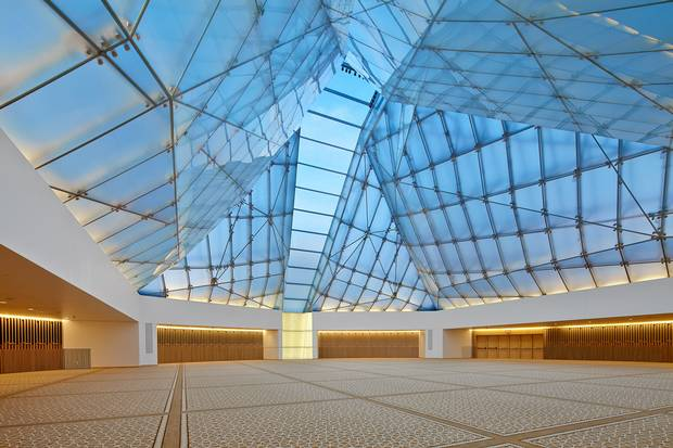 Ismaili Centre & Doors Open: Five places you should snoop on to see Torontou0027s ... pezcame.com