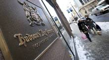 Michael Culhane has resigned as financial chief of Hudson's Bay after taking a leave of absence. (Kevin Van Paassen/The Globe and Mail)