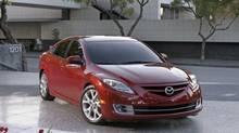 2010 Mazda6 (Mazda)