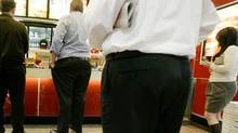 Canadians are fatter than ever: 17 per cent are obese and 34 per cent are overweight, Statistics Canada reported in June.