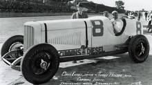 Cummins' pioneering Indy entry was also essentially a publicity stunt designed to show the economy and durability of his engines. (IMS Photo/IMS Photo)
