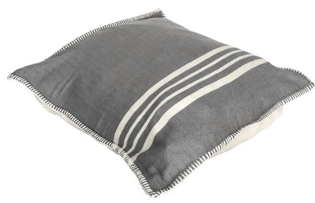 Marmara cushion, $65 at Pepin Shop (thepepinshop.com).