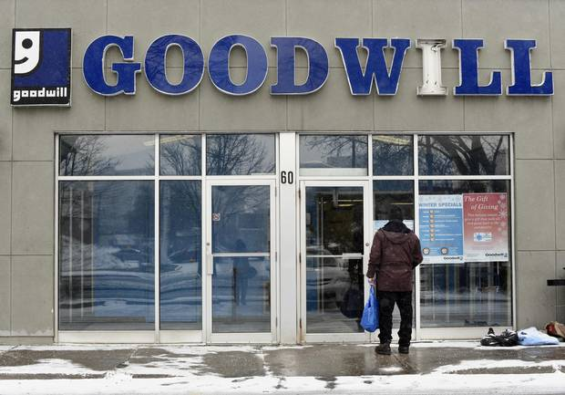 The store closures leave its regular customers out in the cold, since 'they don't feel welcome' at other stores, says Ken Connelly, former CEO of Goodwill's Toronto operations.