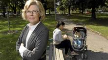 Author Marni Jackson explains in her latest parenting memoir why baby boomers need to have more faith in their indecisive twentysomething offspring. (Fred Lum/The Globe and Mail)