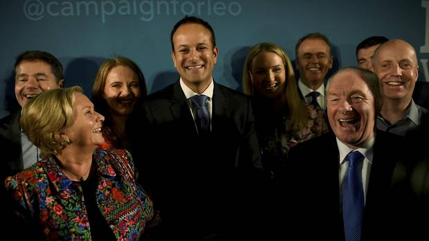 Varadkar, who is staunchly pro-EU, will have to deal with the looming prospect of Brexit if elected.
