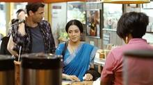"Screen grab from online trailer for ""English Vinglish"""