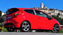 2014 Ford Fiesta (Michael Bettencourt for The Globe and Mail)