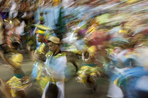 Santiago de Cuba Carnival brings flocks of tourists to the city every July.
