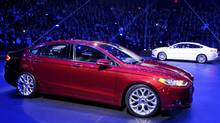 2013 Ford Fusion (Mike Cassese/Reuters)