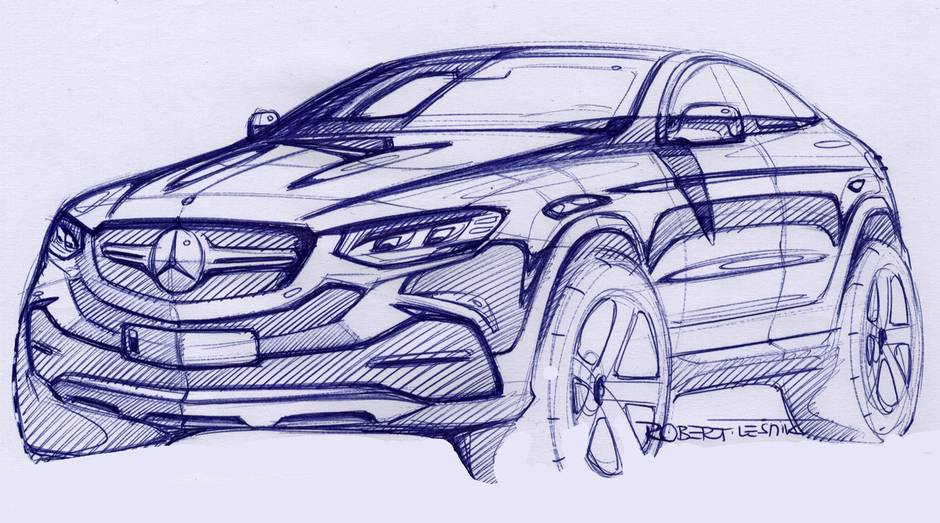 How the new mercedes went from blank piece of paper to finished car mercedes benz malvernweather Images