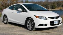 Honda Civic (Bob English for The Globe and Mail/Bob English for The Globe and Mail)