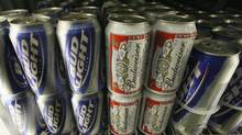 Anheuser-Busch InBev is pushing to increase sales of Budweiser in overseas markets. (Fred Prouser/Reuters/Fred Prouser/Reuters)