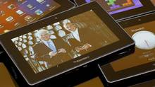 Will RIM rescue the PlayBook from the scrapheap of tablet history? (Peter Power/Peter Power/The Globe and Mail)