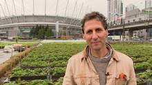 'I have seen a level of courage and determination among our staff that you would be hard-pressed to find anywhere,' says SOLEfood co-founder and co-director Michael Ableman. The Vancouver project employs 25 disadvantaged people who can't find traditional work because of drug addiction, poverty or mental illness. (Andrea Woo/The Globe and Mail)