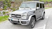 2013 Mercedes-Benz G-Class (Petrina Gentile for The Globe and Mail)