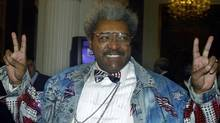 Boxing promoter Don King. Getty Images/Doug KANTER (DOUG KANTER)