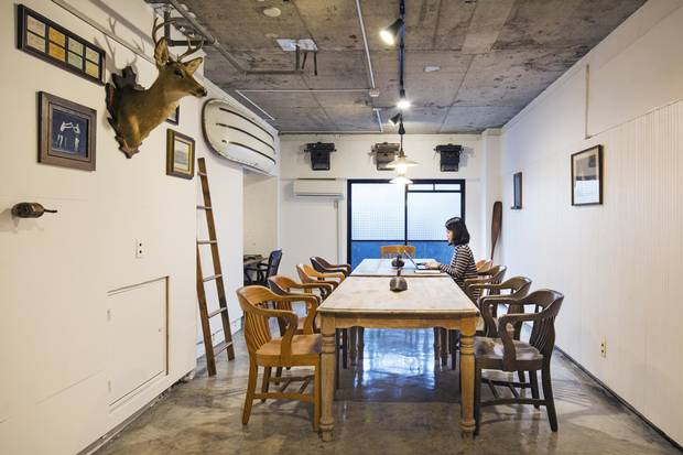Roam Tokyo Conference Room