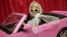 """I know what you're thinking, Barbie: """"Ken would never do anything like that."""" (MARK LENNIHAN/AP)"""
