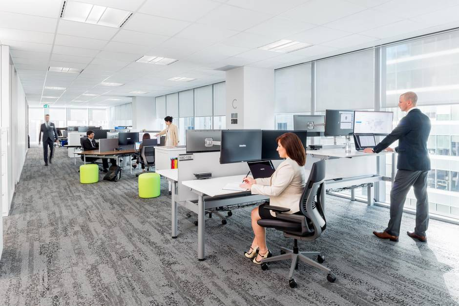 How Deloitte Landed In Its New Digs
