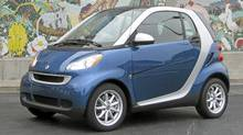 2008 Smart fortwo (Mercedes-Benz)