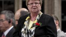 Fisheries Minister Gail Shea says that, beginning in October, 2014, Prince Edward Island will be divided into two EI regions – a capital and non-capital region. (ADRIAN WYLD/THE CANADIAN PRESS)