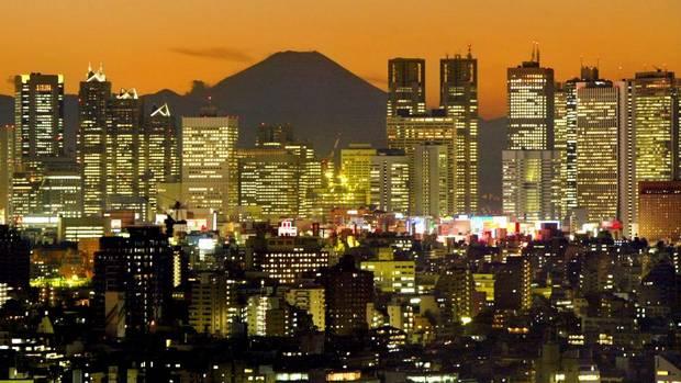 1. Tokyo (KIMIMASA MAYAMA/REUTERS)