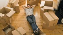 Kids moving home will cost their parents money. But it's not as if parents have been the best stewards of the money they've earned so far. (Jupiterimages/Getty Images/Pixland)