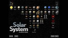 The much-raved-about Solar System for iPad is the first e-book to subsequently appear in print. Its publisher boasts it is 'the most magical e-book ever created,' and Tweetmeister Stephen Fry called it 'alone worth iPad.' (TOUCH PRESS)