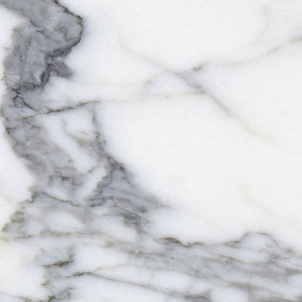 Bianco Carrara marble tile, price on request at Stone Tile (www.stone-tile.com).