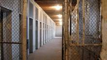 A cellblock in Toronto's Don Jail, built in 1864. (Marc Sargent for The Globe and Mail)