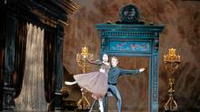 Jiri Jelinek and Xiao Nan Yu in Onegin:a formidable pairing. (Aleksandar Antonijevic)