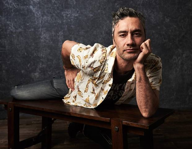Thor: Ragnarok director Taika Waititi, whose father is Maori, is the first person of colour to direct a Marvel movie.
