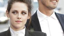 "Kristen Stewart at an industry screening of ""Snow White and the Huntsman"" in Westwood, Calif., on May 29, 2012. (MARIO ANZUONI/Reuters)"
