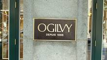 A file photo exterior shot of Ogilvy Store in Montreal, July 7, 2010. (Christinne Muschi/The Globe and Mail/Christinne Muschi/The Globe and Mail)