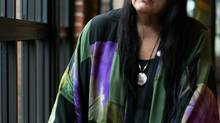 Suzan Shown Harjo, a member of the Cheyenne and Arapaho peoples, is a key figure in the fight over the Washington Redskins name that has escalated in recent days as groups have intensified lobbying efforts and organized protests. (DREW ANGERER/NYT)