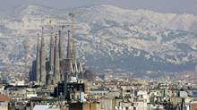 Trawling the Tours by Locals offers informative 'photo safaris' in cities such as Barcelona. (ALBERT GEA/REUTERS)