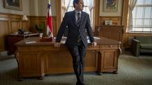 'I've been in business,' says Montreal mayor Michael Applebaum, 'and it doesn't matter if you steal a dollar or you steal $100,000. You're not allowed to take a penny.' (PETER McCABE FOR THE GLOBE AND MAIL)