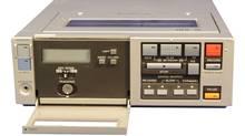 Betamax machine.