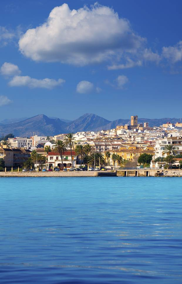 Javea is divided into three distinct areas: a historic city centre, a bustling port and a beach frequented by locals and visitors.