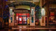 Magnolia Hotel & Spa rooms feature free WiFi, a universal charger and large desks perfect for business travellers.