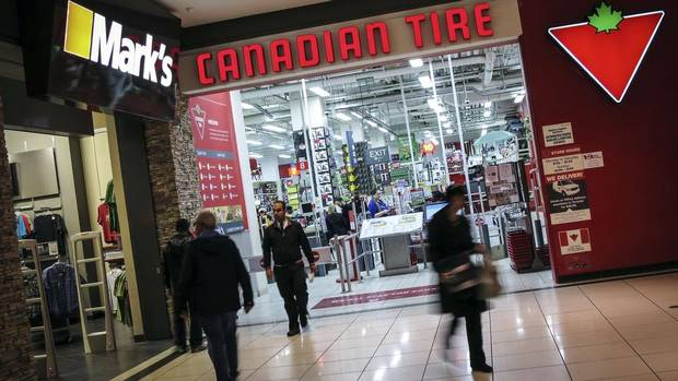 Canadian Tire plans its new digital strategy