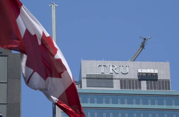 The failed Trump International Hotel and Tower in Toronto is to be rebranded as a St. Regis hotel under new ownership.