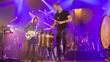 Imagine Dragons play Rogers Arena in Vancouver on Feb. 10. (Greg Allen/Invision/AP)