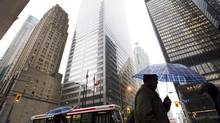 Research firm RealNet Canada Inc. found that there were 1,984 asset sales of more than $1-million last year in Toronto. (Nathan Denette/THE CANADIAN PRESS)